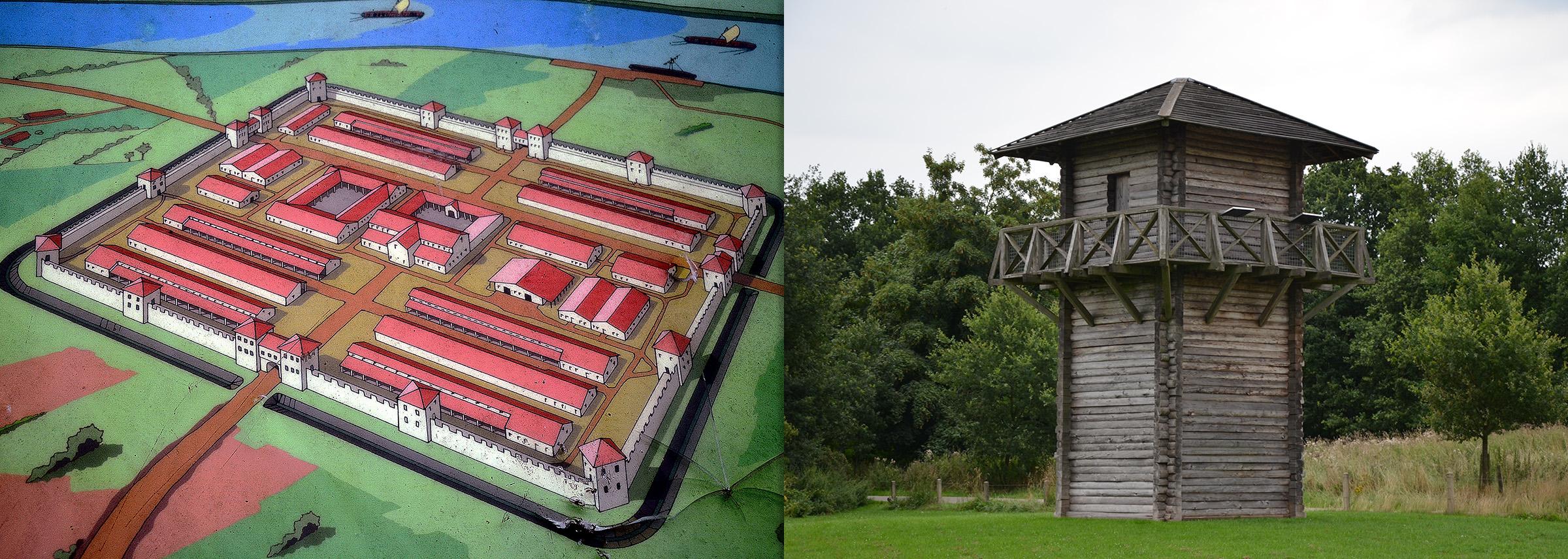 romeinse-forten